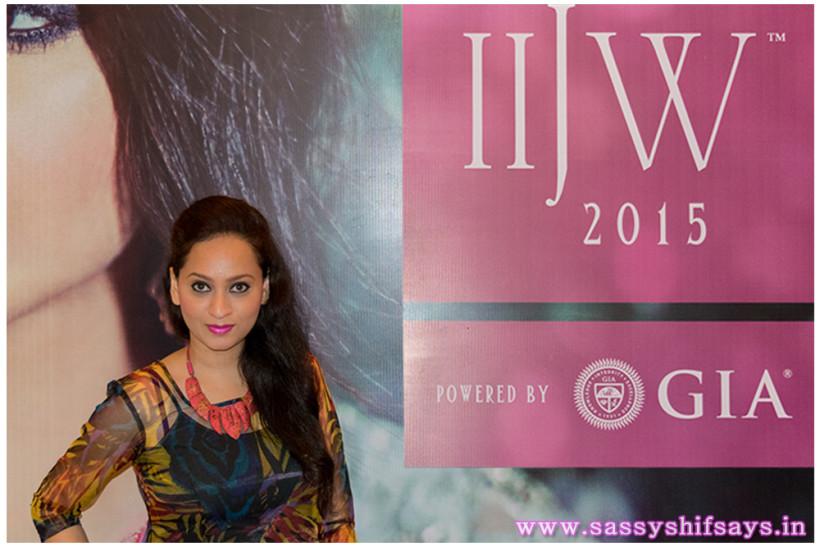 DiamondTree Jewels at India International Jewellery Week 2015