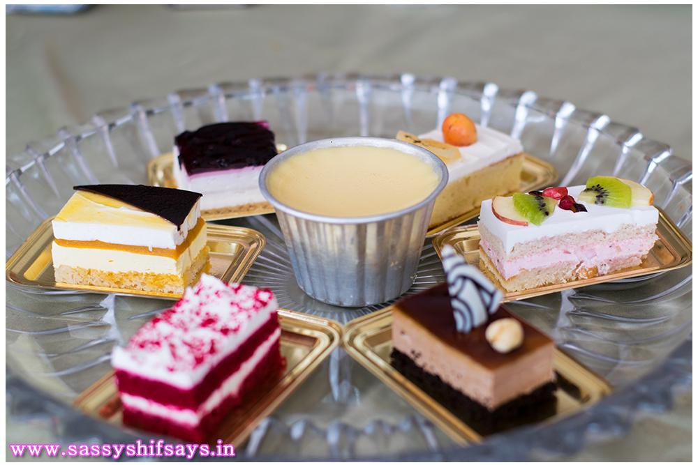 Gajalee Dessert Assortments