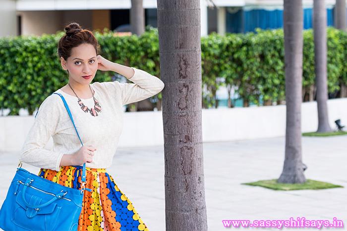 Karpasa Skirt Outfit