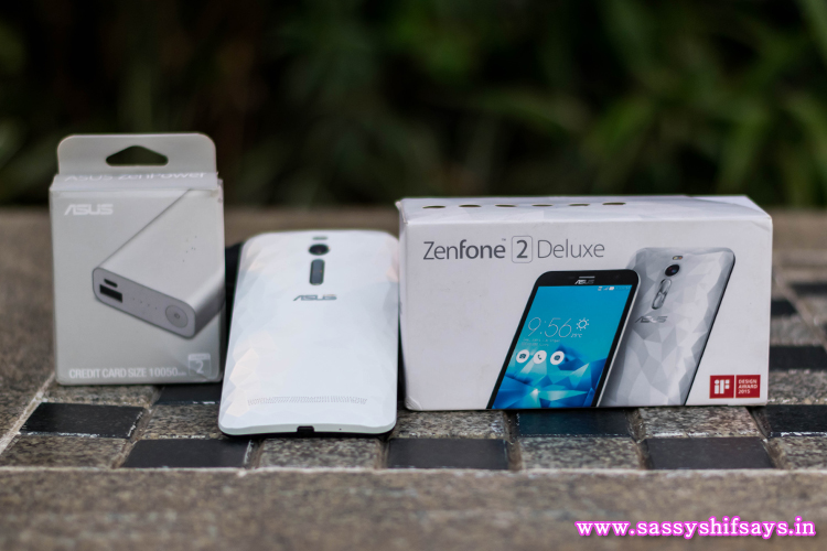 Asus Zenfone 2 Deluxe Review by SassyShifSays