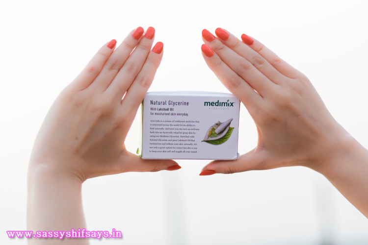 Medimix Ayurvedic Natural Glycerine Soap (1)