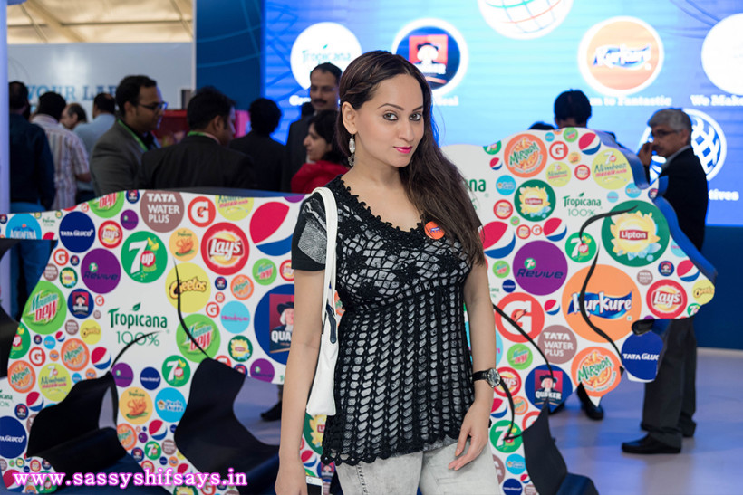 Chef Vikas Khanna at PepsiCo Make in India Event