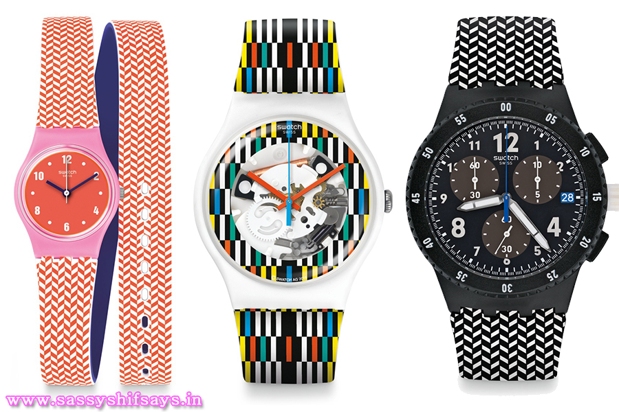 Africana-Collection from Swatch Spring Summer 2016