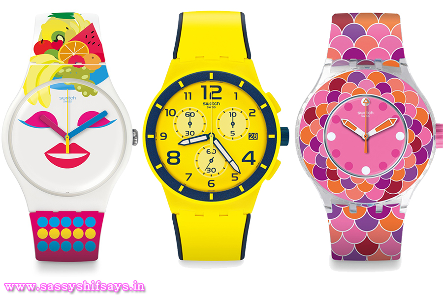 Beach-Swing-Collection from Swatch Spring Summer 2016