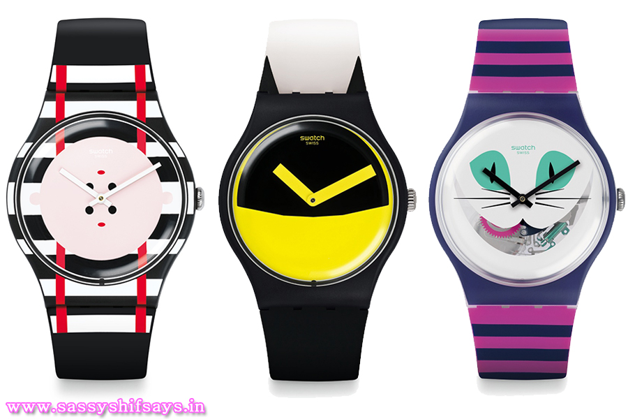 Es War Einmal Collection from Swatch Spring Summer 2016