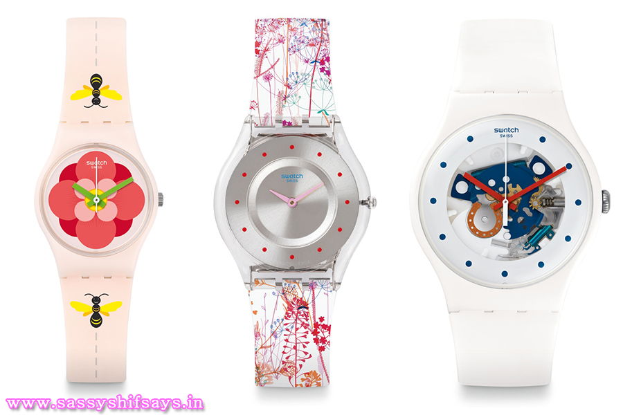 Floralia-Collection from Swatch Spring Summer 2016