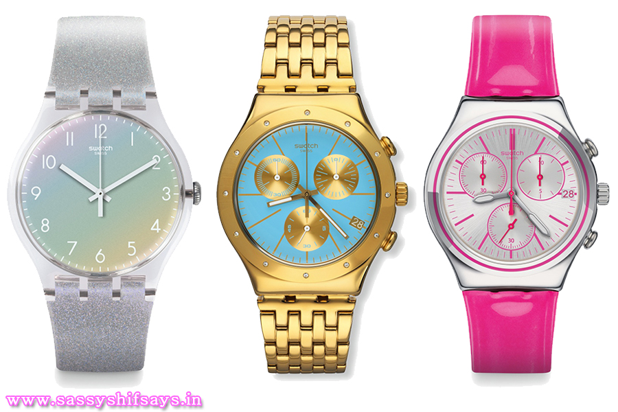 Metallix Collection from Swatch Spring Summer 2016