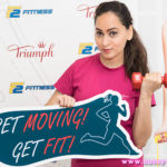 Get Moving With Triaction Sports Bra From Triumph