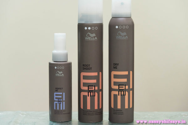 Hair Styles With EIMI Range By Wella Professionals
