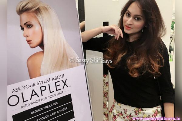 Olaplex Hair Treatment By Biguine India Salons
