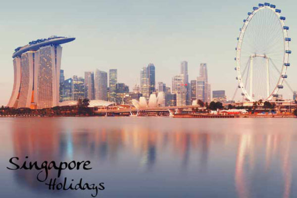 Surprise Yourself With A Trip To Singapore By Thomas Cook