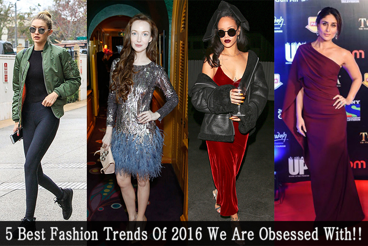 Fashion Trends Of 2016