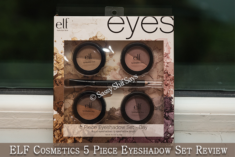 Elf cosmetics 5 Piece Eyeshadow