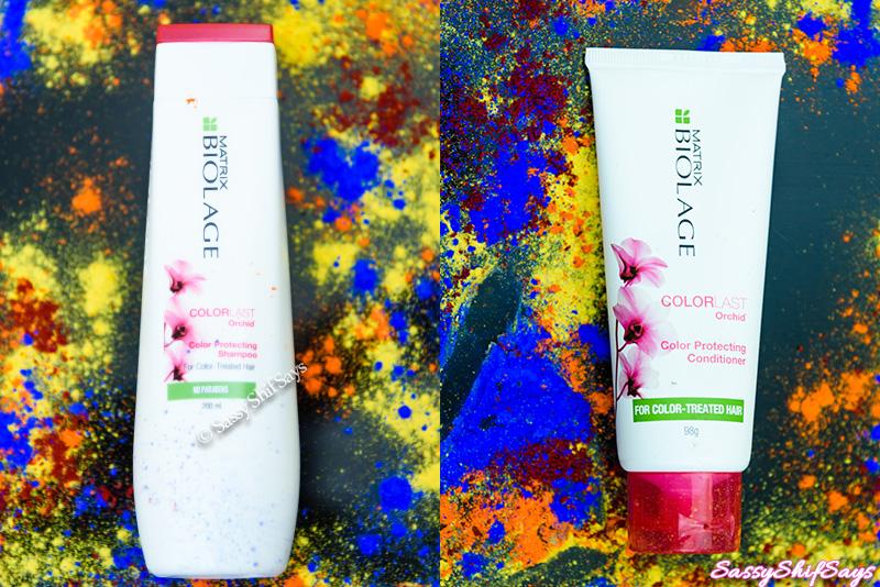Matrix Biolage Colorlast Orchid Shampoo & Conditioner