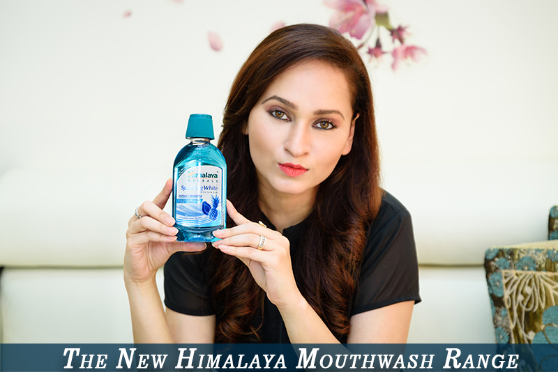 Himalaya Mouthwash